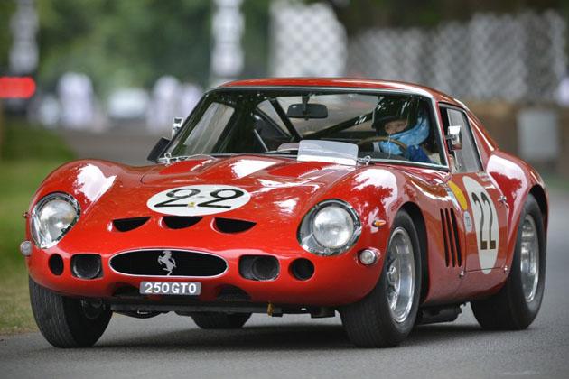 Ferrari-250-GTO-1963 O carro mais caro do mundo