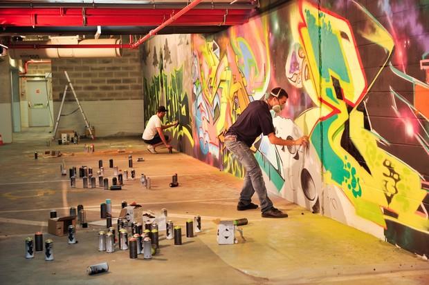 """Conrad Algarve promove a Street Art com a exposição """"Off the Wall"""""""