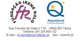 fundação Irene Rolo