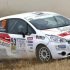 Diogo Gago e Jorge Carvalho no Rally Terre de Langres prova do troféu 208 Rally Cup
