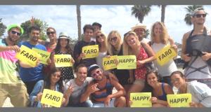 Estudantes Erasmus em Faro | img: ualg