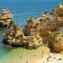 Praia do Camilo em Lagos | img: Turismo do Algarve