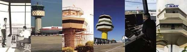 Retrospetiva dos serviços de navegação aérea no Aeroporto de Faro | img: NAV Portugal