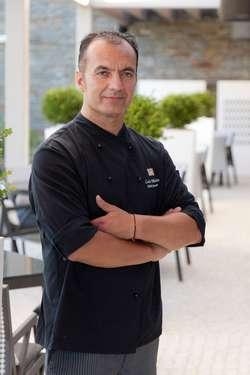 Chef Luis Mourão a
