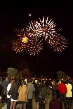 Festa de fim de ano em Lagoa