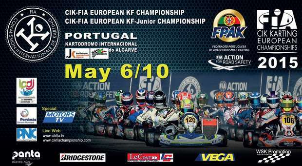 CIK FIA European Championship _mn
