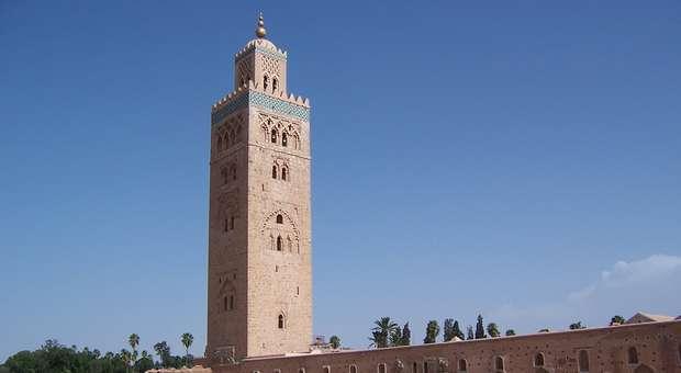Marraquexe - Marrocos _mn