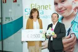 Clínica Particular do Algarve dintinguida Planet Sierra Tenant Awards _ab