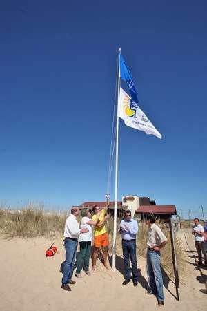 Bandeira Azul_Meia Praia _ab