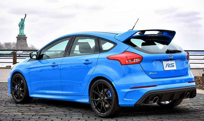 Ford Focus RS _ab