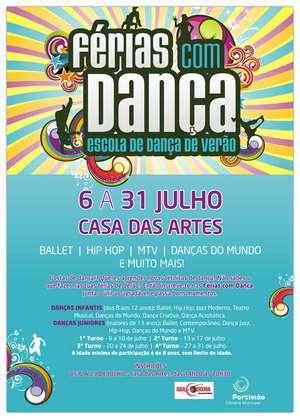 Portimão - ferias com dança - casa das artes _ab