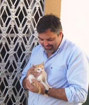 Presidente da Câmara Municipal de Monchique, Dr. Rui André _ab