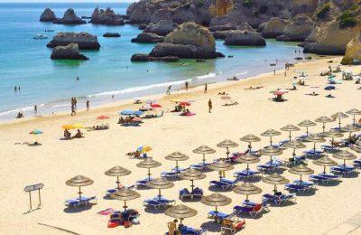 Algarve, destino de férias europeu