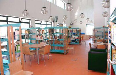 Biblioteca Municipal Vicente Campinas, em Vila Real de Santo António