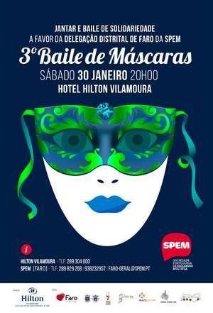 Jantar e Baile de Máscaras | SPEM Faro