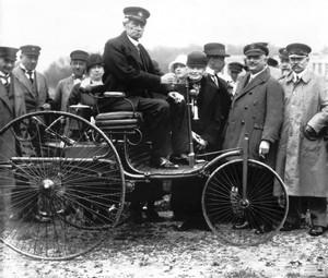 Carl Benz 1886