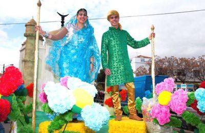 Carnaval de Altura com o mundo encantado da Disney
