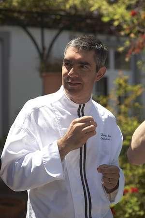 Chef Benoît Sinthon - Il Gallo dOro
