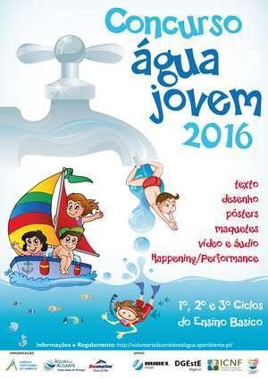 Concurso Água Jovem 2016