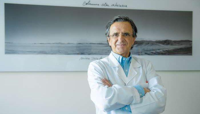 Drº Francisco Carrilho - Presidente da Direção da SPEDM