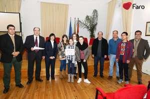 Faro entregou os prémios Escola E.B.2,3 St António do Alto