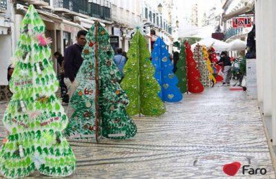 Fáro entregou os prémios Concurso Decoração de Árvores de Natal