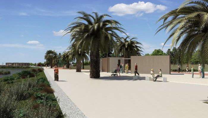 Faro adjudica serviços de manutenção e limpeza do Parque Ribeirinho