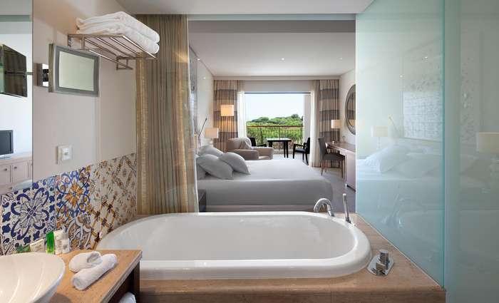 Hilton Vilamoura - King Deluxe Room Golf V