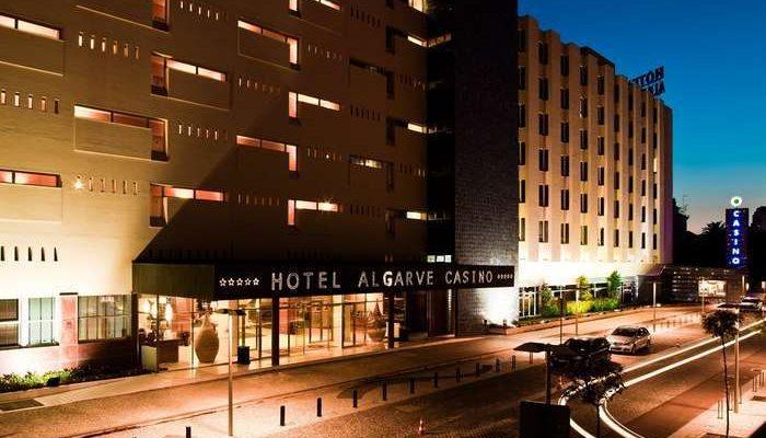 Hotel Algarve Casino - Praia da Rocha - Portimão