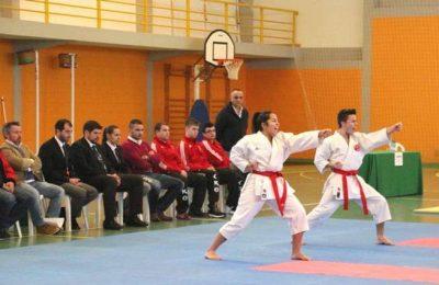 II Torneio de Karaté do Concelho de Alcoutim em Martim Longo