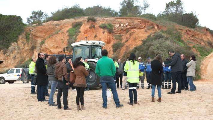 Município de Lagoa acautela os riscos profissionais