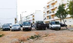 Faro - Penha, obra de  ligação entre ruas