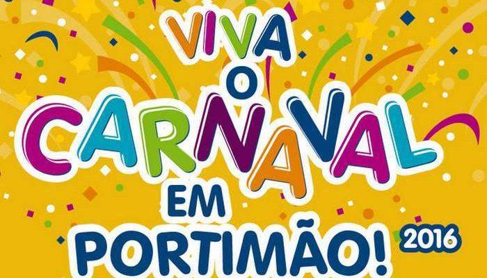 Carnaval 2016 em Portimão até 9 de Fevereiro
