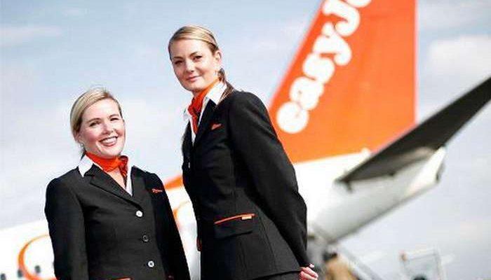 easyJet aumentou em 8,1% para 16,1 Milhões de passageiros