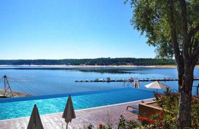 Hotel Lago Montargil & Villas | Vista do Lago