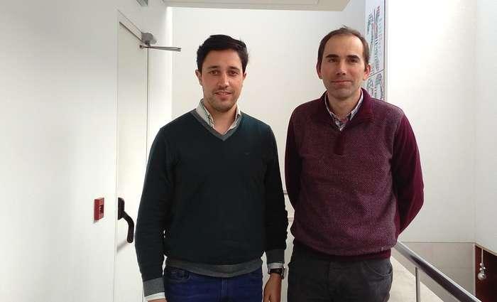 Ricardo Filipe e Filipe Araújo investigadores da UC, desenvolvem ferramenta para páginas web
