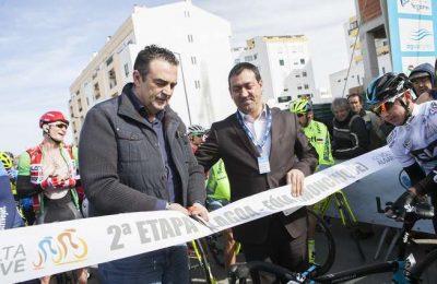 Volta ao Algarve - Lagoa . Presidente Francisco Martins