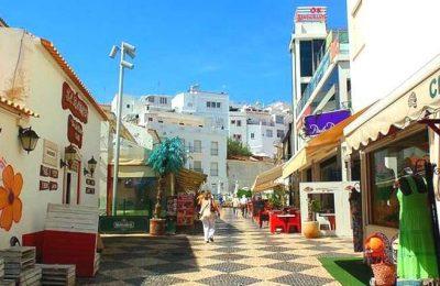 Albufeira - Algarve © sky_hlv on Flickr