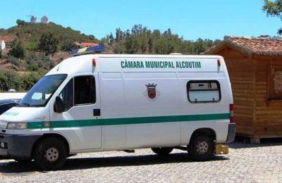 Alcoutim - Unidade Móvel garante cuidados de saúde a população mais isolada