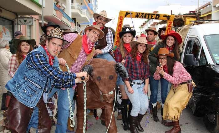 Carnaval Tradicional em São Brás de Alportel