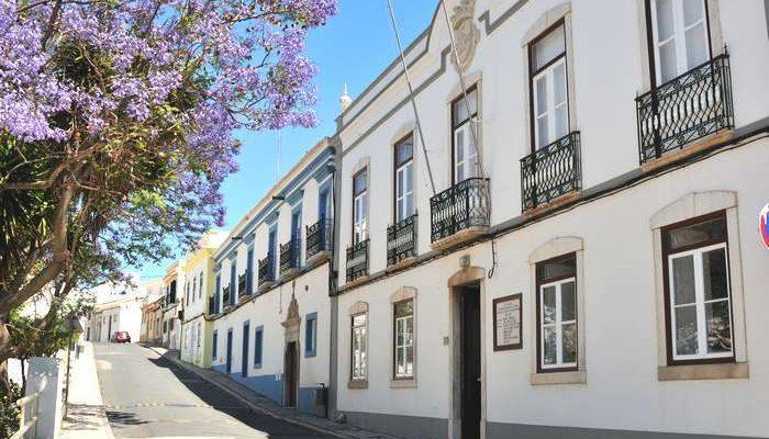 Castro Marim - Câmara Municipal - Rua Dr. José Alves Moreira