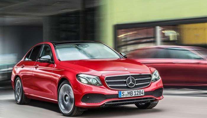A Mercedes-Benz dá um passo rumo ao futuro com o novo Classe E
