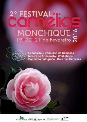 Festival das Camélias em Monchique