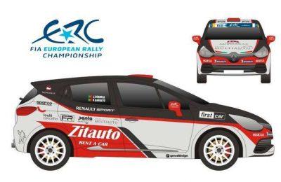 João Correia - Renault Clio R3T no ERC3