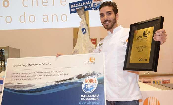 João Viegas Chefe-Cozinheiro-do-Ano 2015