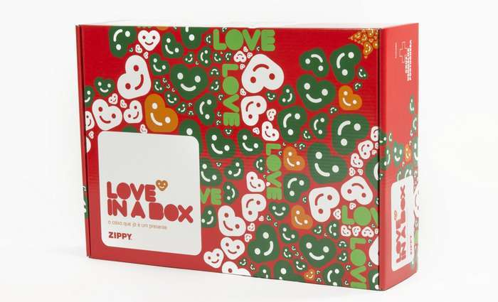 """""""Love in a Box"""", a favor da Cruz Vermelha Portuguesa"""