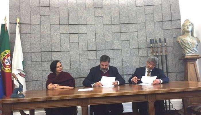 Monchique e UALg formalizam protocolo - Castelo de Alferce