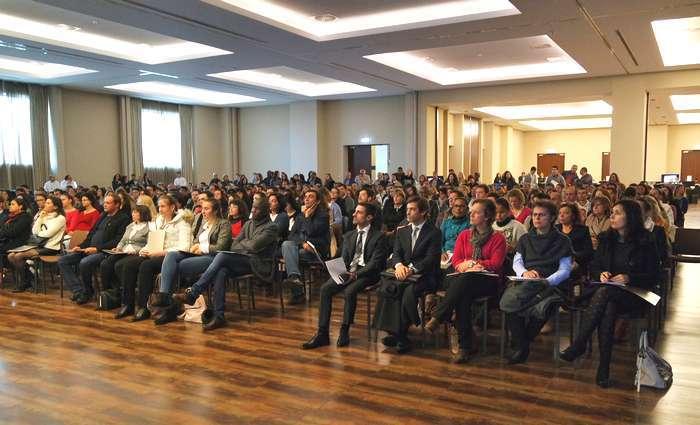 NAU Recruitment Experience - candidatos no Salgados Palace