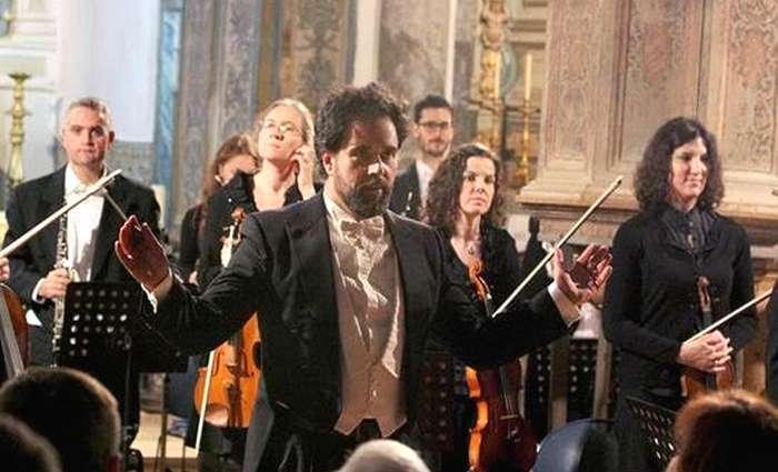 Concerto pela Orquestra Clássica do Sul no Centro Cultural de Lagos!