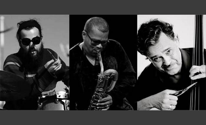 SAVIO ARAÚJO - Creative Jazz Trio no Cantaloupe Café em Olhão